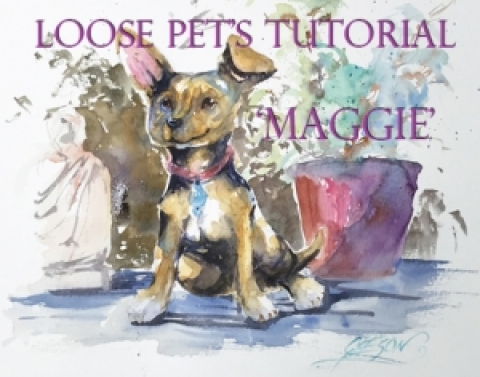 'Maggie' Loose Pet's Tutorial!