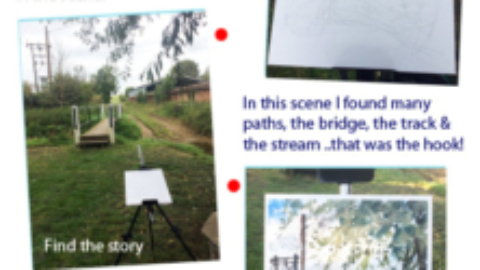 Many Paths Plein Air Days!