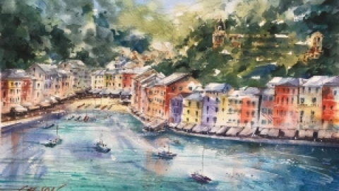 Summer Days in Portofino